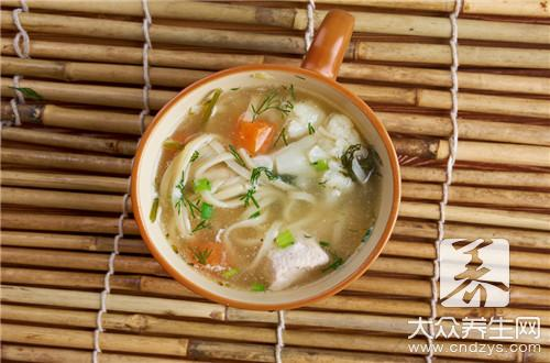 The practice of soup of Niu Za vermicelli made from bean starch, your scarcely knows these methods