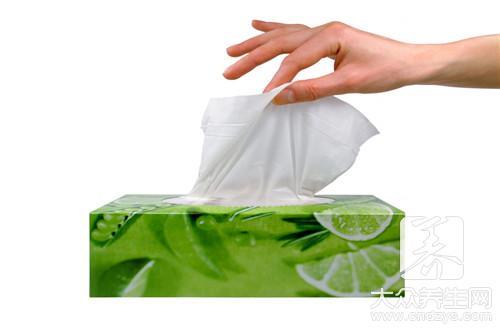 7种纸巾极易致癌(1)