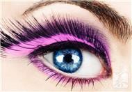 混血眼妆的画法