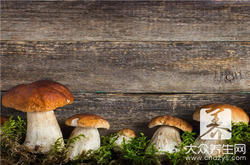 What is a kind of dried mushroom? These knowledge tell you