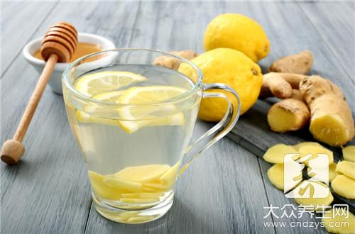 The practice of honey lemonade reduces weight what to have