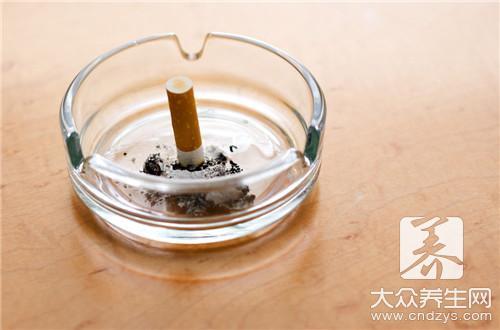 戒烟吃什么药