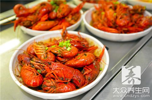 Authentic Zhi practice of person    langouste