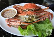 蒸海蟹用凉水还是热水