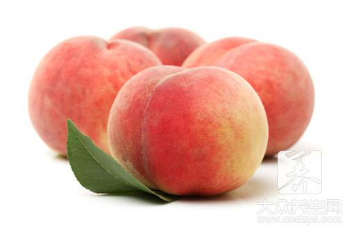 Can gum gall eat peach