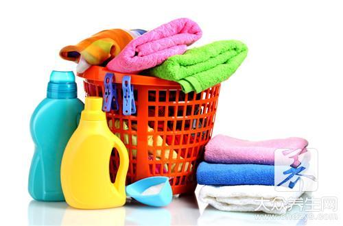洗衣液产生影响吗