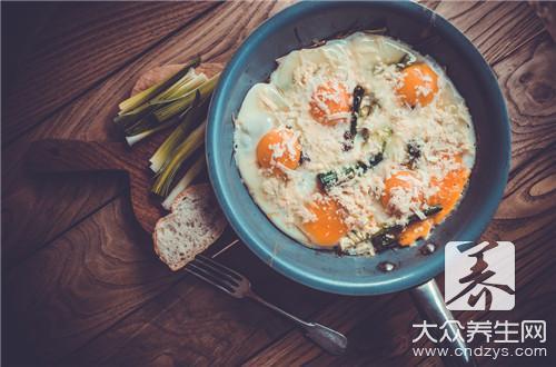 韭菜鸡蛋炒虾仁怎么做?
