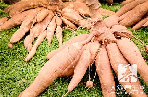红薯拥有助于排便吗
