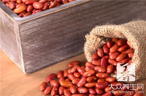 红小豆的功效与作用及食用方法是什么