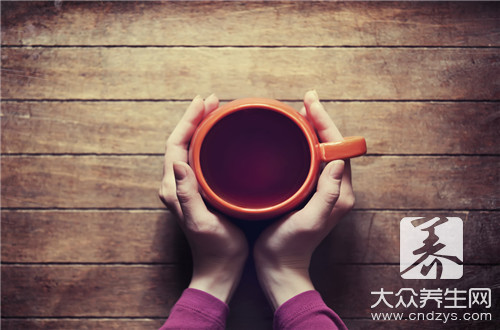 The effect of black Pu'er tea and action