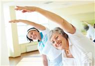 适合在家做的中老年健身操
