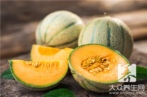 Hami melon of bovine oil fruit what is the effect of juice