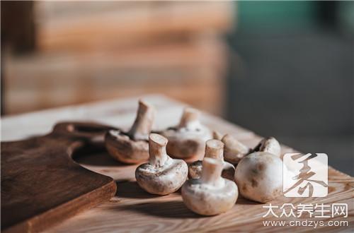 扫帚蘑菇怎么吃