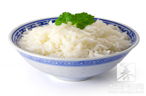 The quantity of heat of meal of a bowl of rice