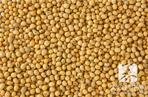 What is effect of soya-bean milk of soya bean sesame seed