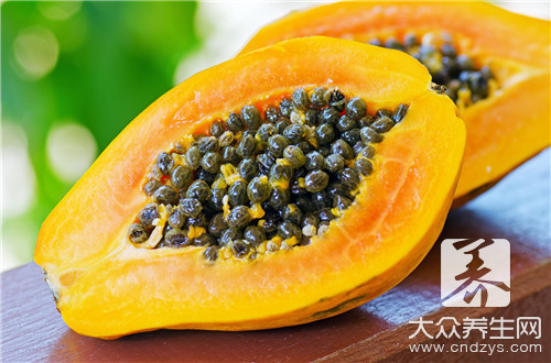 Papaya is the simplest have a way
