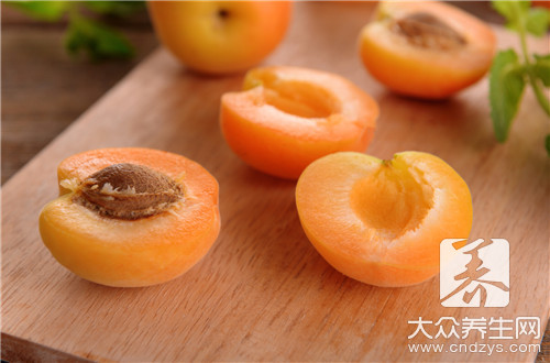 Apricot can hollow eat