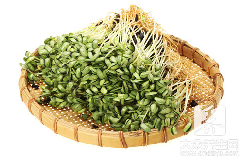 Did bean sprouts put a few days to be able to eat