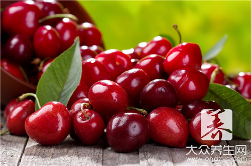 Is pregnant inchoate eat cherry?