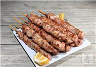 烤猪肉串的做法及配方