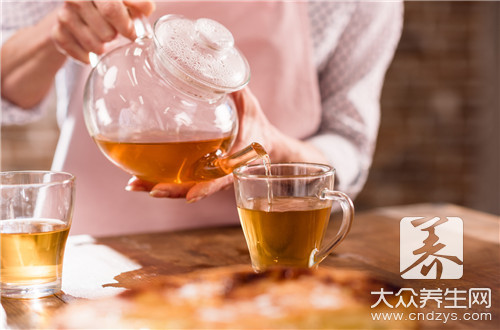 Take medicine can you drink lotus leaf tea?