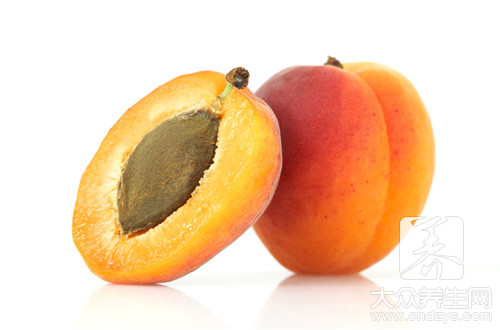Can oral cavity ulcer eat apricot