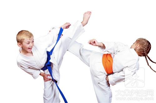 跆拳道等级划分