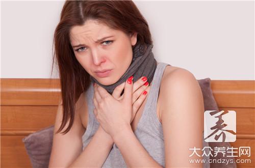 咽喉炎应该挂什么科