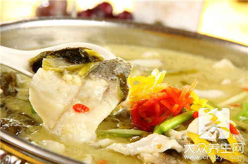 What is the practice of steamed Chang bream?