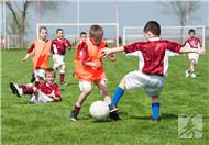 足球锻炼身体
