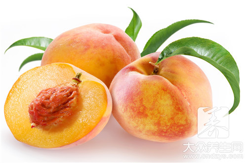 Can darling cough eat peach?