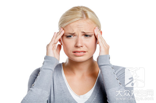 Headache can cause an eye to ache