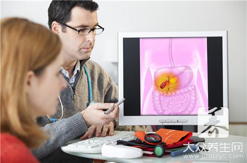 胆结石如何快速消炎