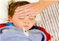 宝宝退烧后呕吐