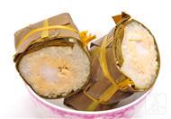 蛋黄粽子的做法和配料