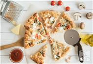 现成披萨皮怎么做披萨?