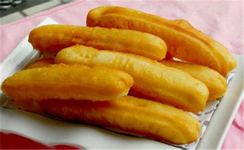 Be pregnant can eat deep-fried twisted dough sticks
