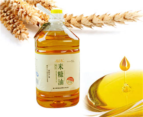 Be pregnant can have rice bran oil