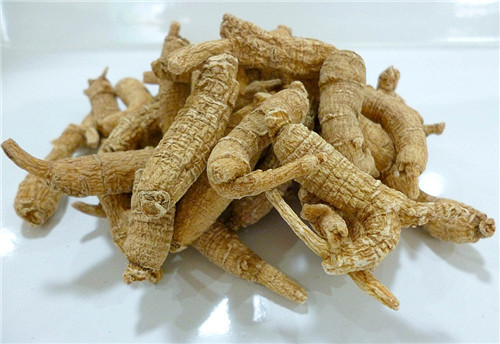 Be pregnant can eat American ginseng